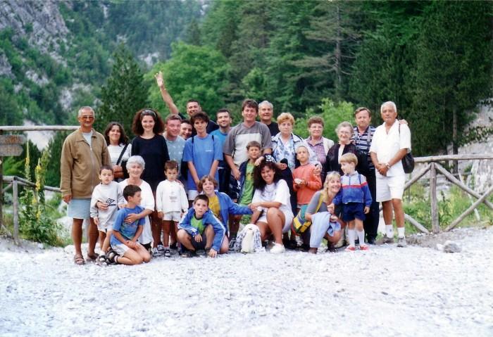 Kirándulás az Olimposzon 2000-ben