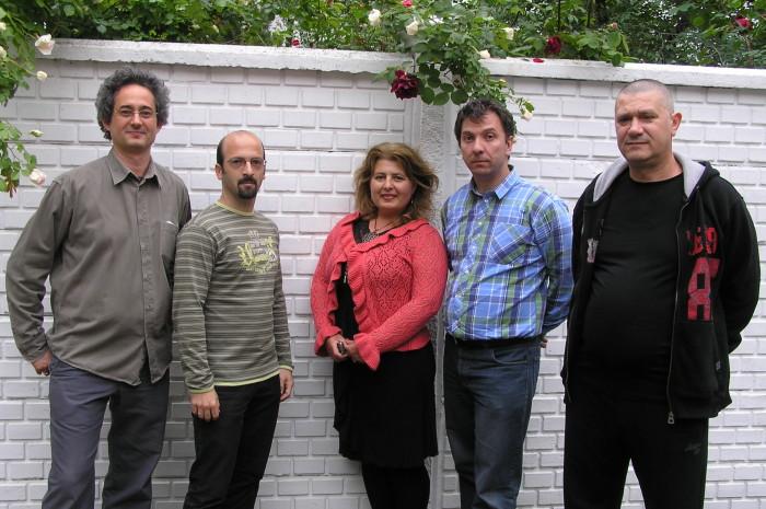 Purosz Alexandrosz, dr. Balogh Ádám, Erdélyi Mariann, dr. Kosztopulosz Andreász, Ungi Ferenc